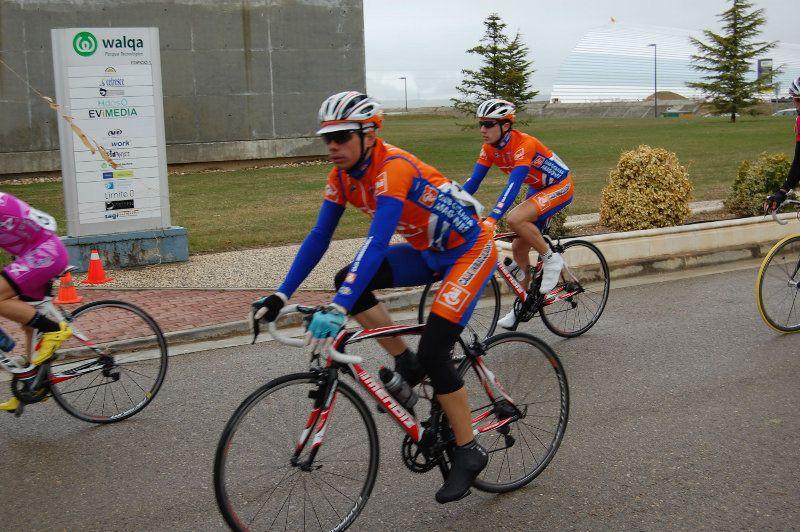 Doble cita para el CAI-Club Ciclista Aragonés en su vuelta a la competición