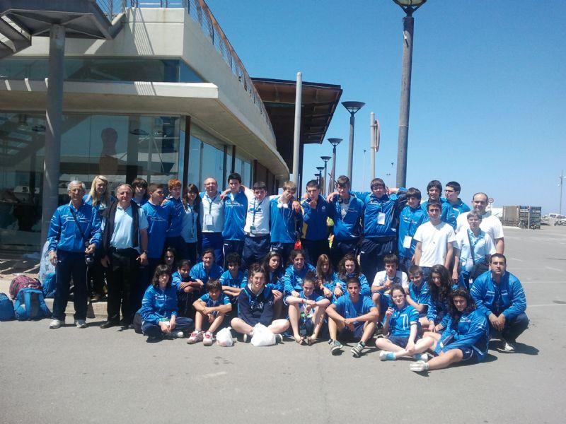5 Metales para Aragón en el Campeonato de España Infantil y Cadete de Judo en Edad Escolar