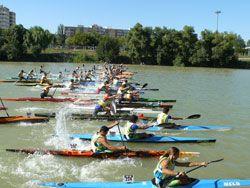 Zaragoza tendrá este sábado su «descenso del Sella»