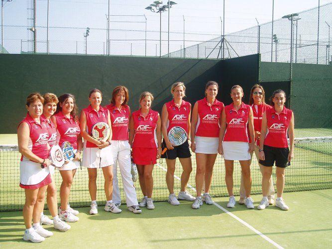 La Selección Aragonesa de Pádel de Veteranos ya se prepara para los Campeonatos de España de Selecciones Autonómicas