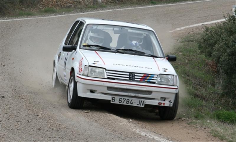 Recuerdo al piloto Marcos Fuertes, fallecido el pasado lunes, en el II Rallysprint Cuencas Mineras