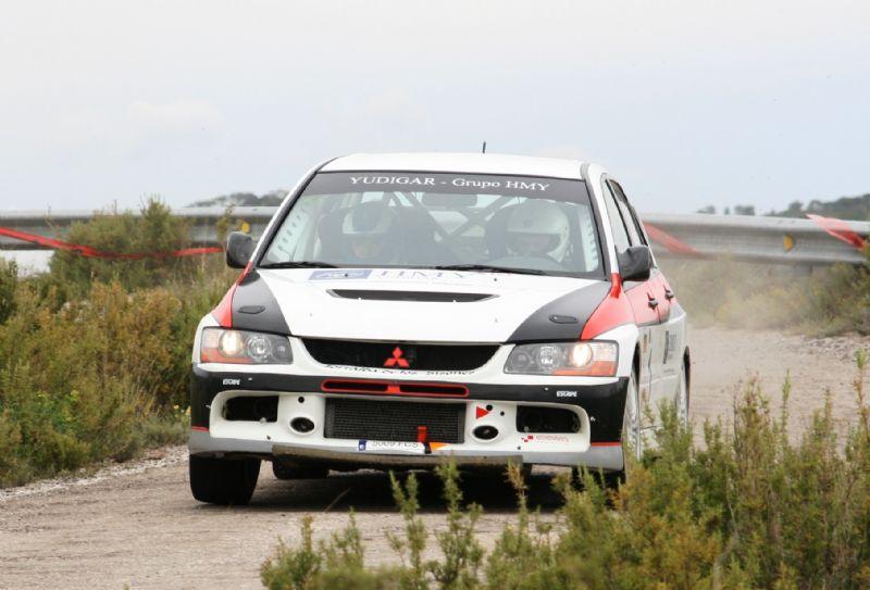 Aso y Villaro logran el triunfo en el Rallysprint Cuencas Mineras