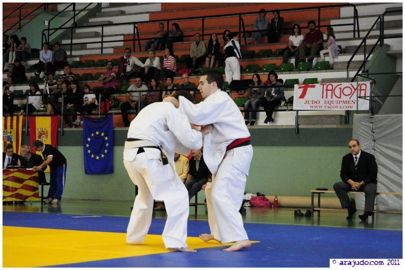 Celebrado el Trofeo Pirineos de Judo «Ciudad de Jaca»