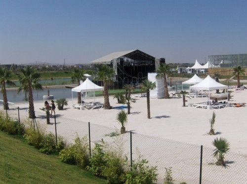 Las «Playas de Zaragoza» han preparado un completo programa deportivo para este verano
