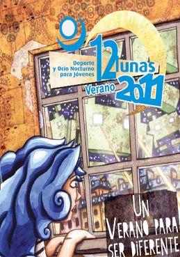 «12 Lunas Verano 2011», programa municipal de deporte y ocio nocturno