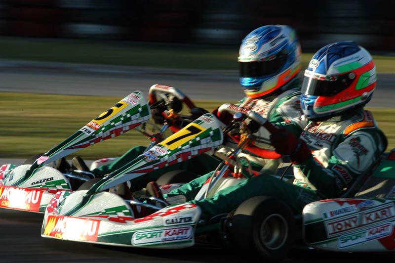 El Mundial de Karting regresa a Zuera