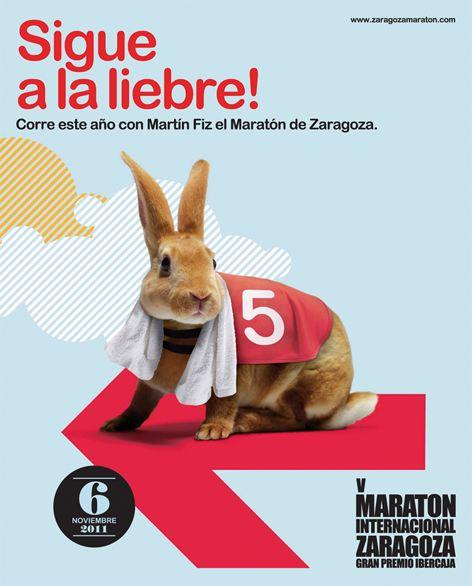 La V Maratón Internacional de Zaragoza se disputará el 6 de noviembre de 2011