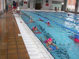 Natación en Invierno 2011/2012, plazas vacantes. Adultos, Mejora de la Condición Física y Mayores de 65