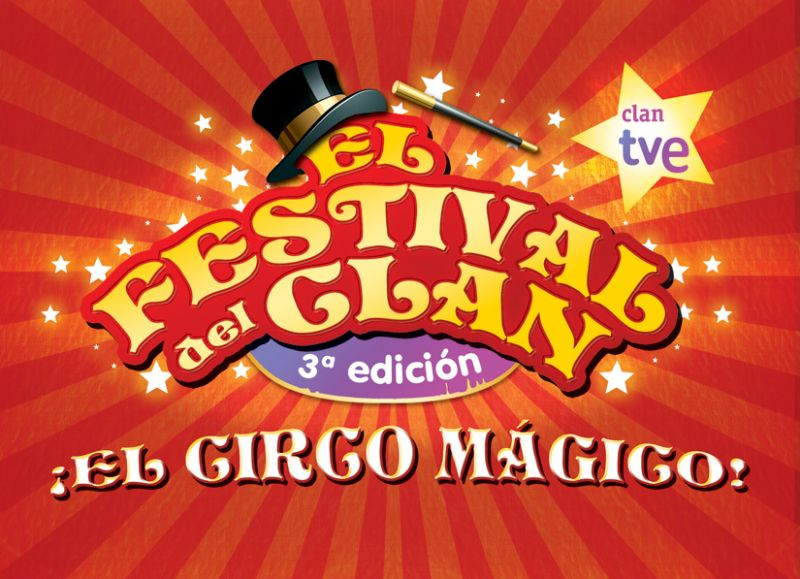Ya a la venta las entradas para el espectáculo infantil «El Festival del Clan» que se celebrará el 30 diciembre de 2011 en el Pabellón «Príncipe Felipe» de Zaragoza
