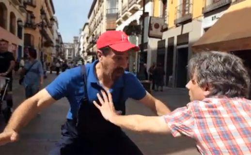Disfruta del making-of del anuncio de la campaña de abonados del CAI Zaragoza