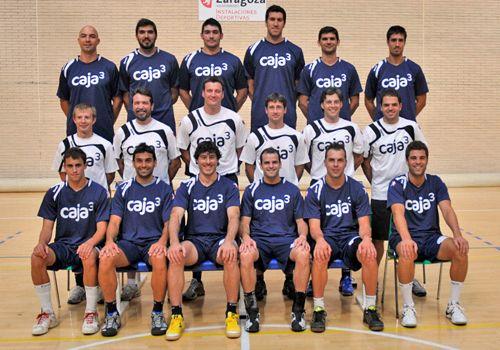 El Caja3 BM Aragón tendrá como primer rival en la Recopa de Europa al equipo bosnio RK «Borac m:tel» de Banja Luka