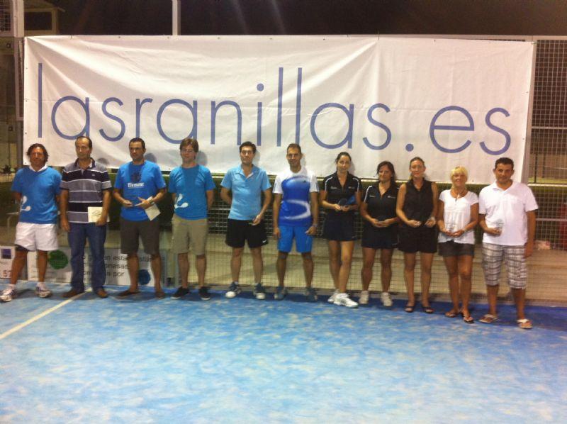 Finaliza el «II Torneo Rodríguez» celebrado en Pádel Zaragoza.