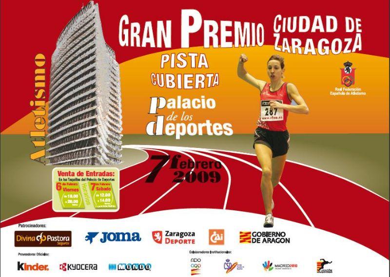 «Gran Premio de Atletismo CAI Ciudad de Zaragoza»
