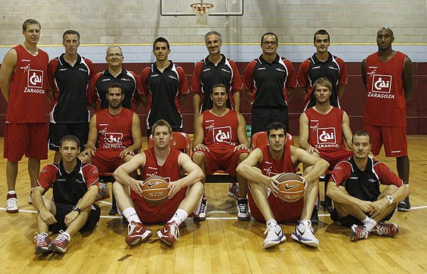 El CAI Zaragoza regresa al trabajo con la ilusión de afianzarse en ACB