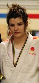 Andrea Sebastián seleccionada para participar en el Campeonato de Europa Júnior de Judo