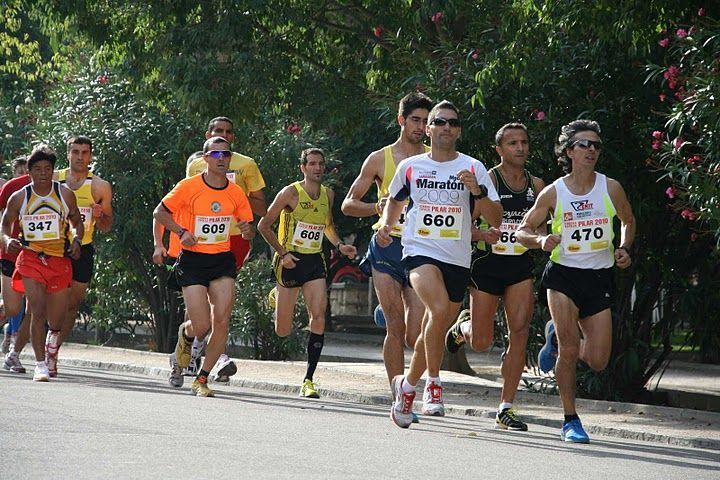 La «Carrera Popular Pilar 2011» se celebrará el domingo 2 de octubre de 2011 en el Parque Grande J. A. Labordeta