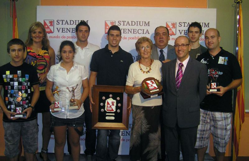 Gala del Deporte de Stadium Venecia