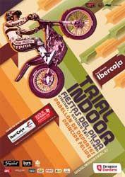 El Campeonato de España Trial Indoor arranca el 7 de octubre en Zaragoza