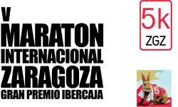¿No te atreves con la Maratón de Zaragoza? Participa en la prueba corta de 5 Km. que se celebrará junto a la de 42 km.