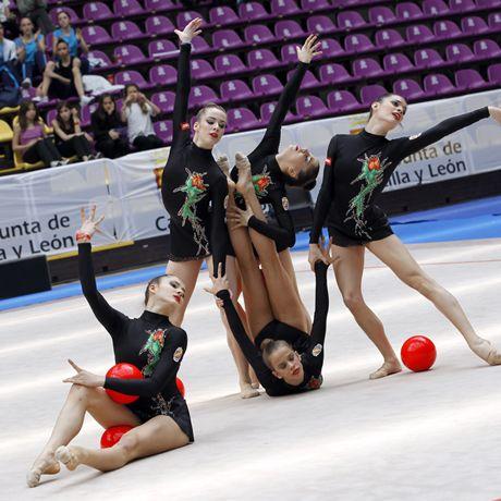 El Campeonato de España de Conjuntos de Gimnasia Rítmica se disputará en Zaragoza