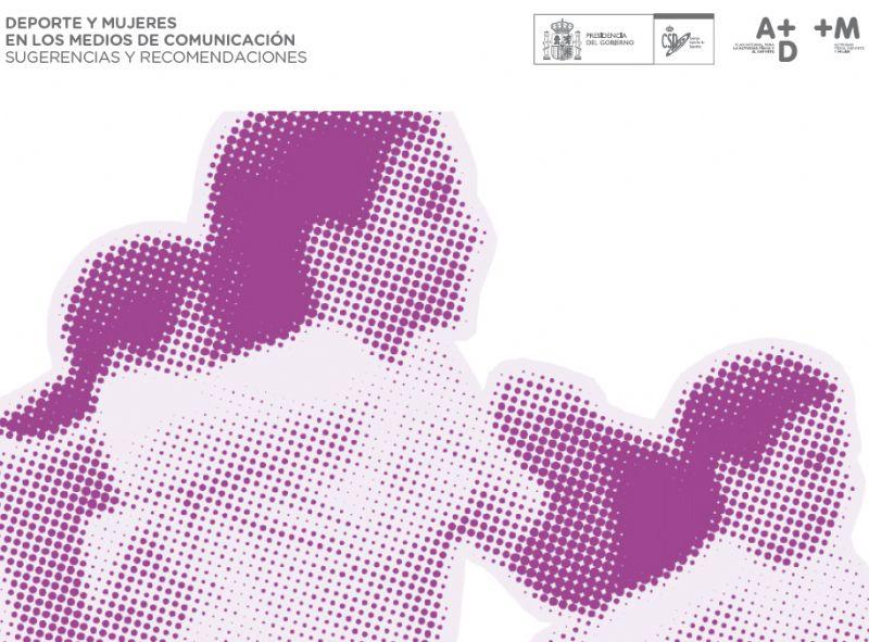 El CSD presenta el libro «Deporte y Mujeres en medios de comunicación»