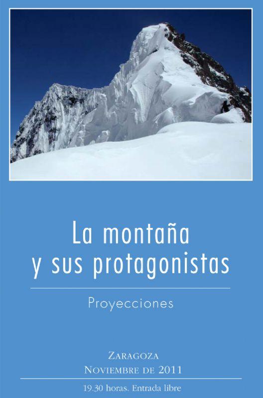 Ciclo de proyecciones «La Montaña y sus protagonistas»