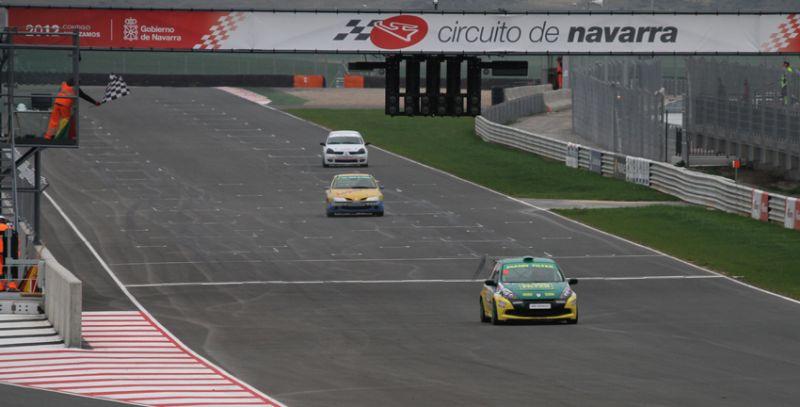Cuatro pilotos aragoneses se desplazan al Circuito de Navarra