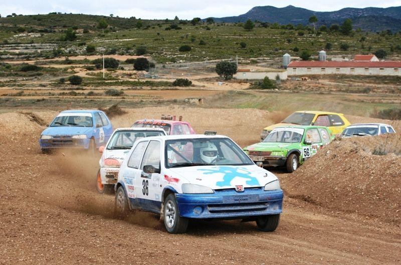 El regional de Autocross se cierra el domingo en Aguaviva