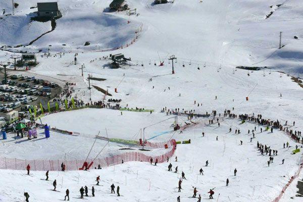 Las estaciones de esquí aragonesas confían en poder comenzar la temporada el primer fin de semana de diciembre