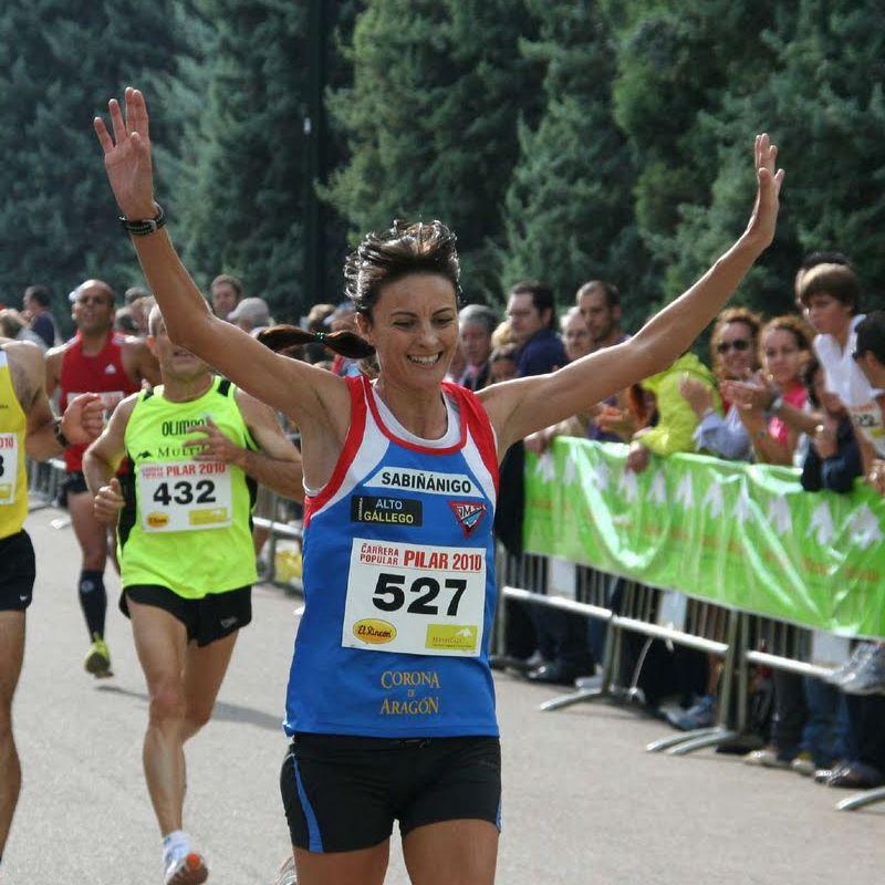 Mª José Pueyo, Premio «CAI-Promoción y Fomento del Deporte» 2011