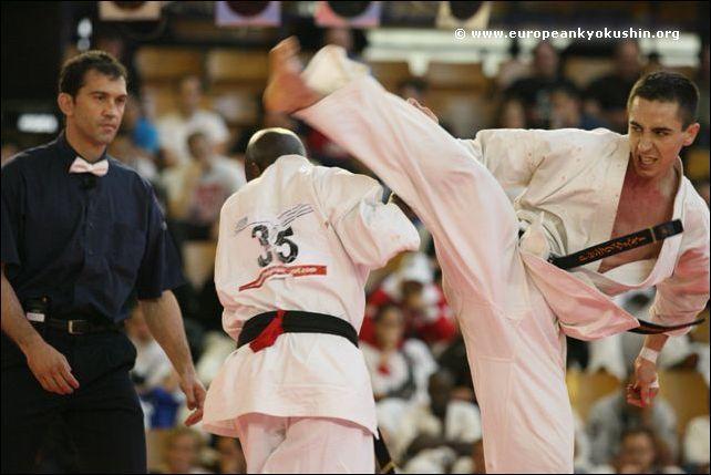 El Campeonato de Europa de Karate Kyokushinkai se celebrará en mayo en Zaragoza