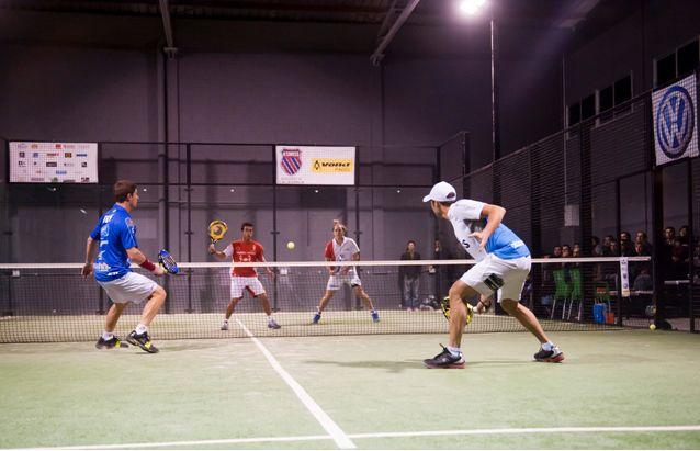 Éxito deportivo y de público en el «I Torneo de Pádel Solidario» organizado por «La Mafia»
