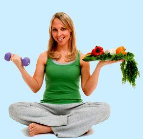 Claves para recuperar la figura tras los excesos de las navidades: ejercicio y alimentación sana