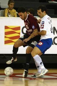 El sala 10 Zaragoza juega hoy contra el Tecuni Bilbo