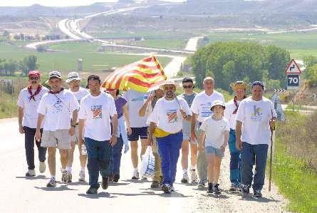 Calendario de Andadas Populares en Aragón 2012