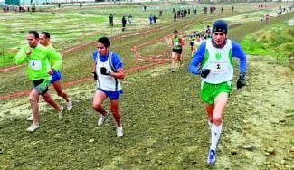 Los marroquís se imponen en el Campeonato de Aragón de cross