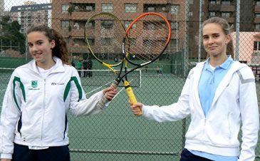 La raqueta femenina aragonesa pide paso