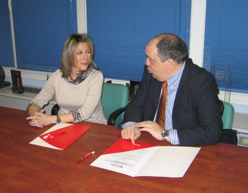 Zaragoza Deporte Municipal y Hospital Quirón Zaragoza firman un acuerdo de colaboración