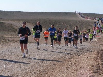 Clasificaciones, fotos y videos de la «VI Carrera del Ebro»