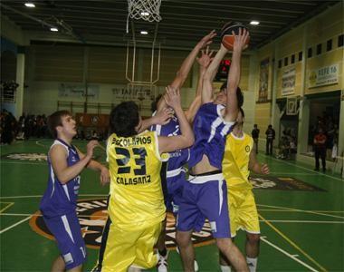 Escolapios y Romareda en la semifinal de las Series Colegiales ACB