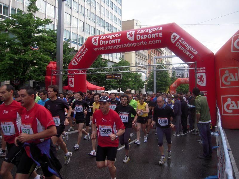 Dieta para correr un medio maratón