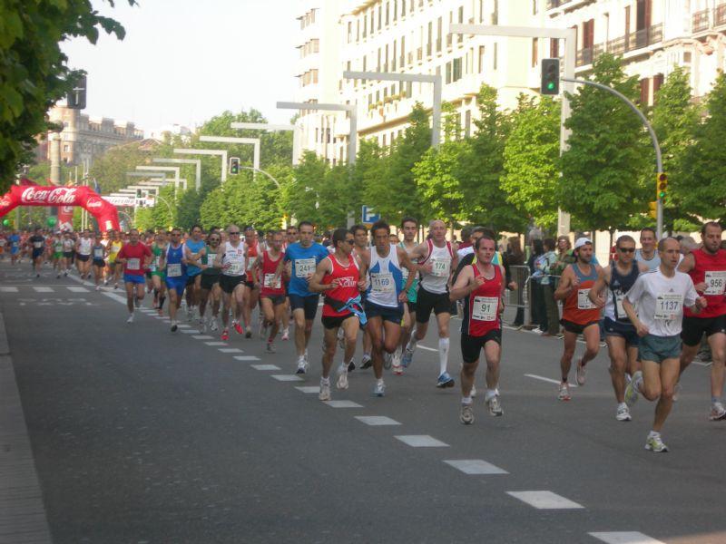 Últimos días para inscribirse a la Media Maratón y 10k Zaragoza a precio reducido