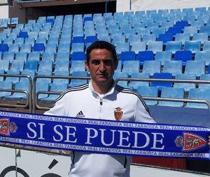 El Real Zaragoza pone a la venta bufandas con el lema «Sí se puede»