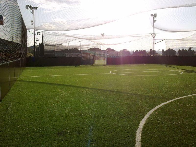 Fútbol 5: el fútbol con paredes