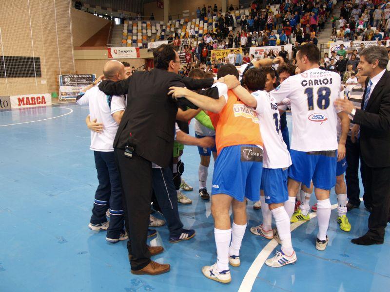 Hormigoneras Umacón Zaragoza tratará de confirmar la sorpresa este fin de semana en Murcia