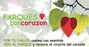 El programa «Parques con Corazón» extiende su actividad al Parque Torre Ramona