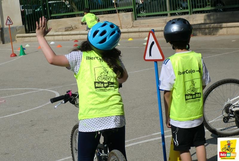 «Aula en bici», pedalea en tu escuela