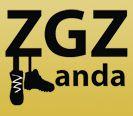 Éxito de las guías de senderos periurbanos de Zaragoza: ZGZANDA