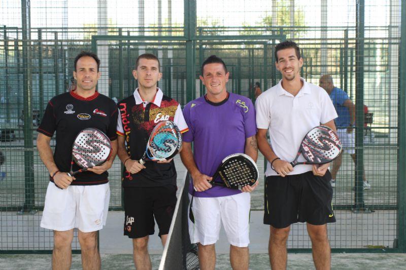 El Torneo «Vian Automobile» pone el punto y final este próximo fin de semana en Pádel Zaragoza