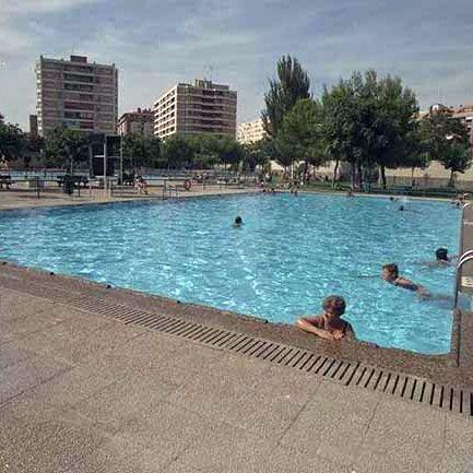 Un estudio analizará la calidad del agua de las piscinas de Zaragoza